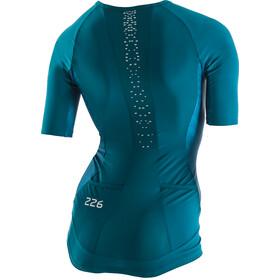 ORCA 226 Perform Koszulka triathlonowa Kobiety, green